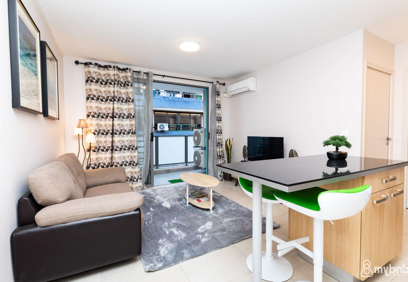 Appartement à Papeete - F2 302 Tepahi Papeete