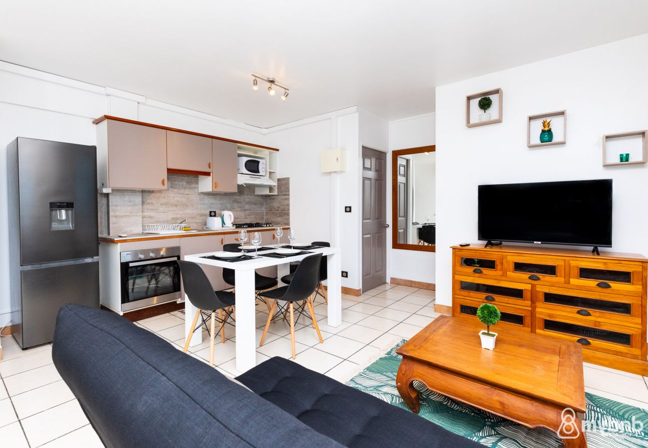 Appartement à Papeete - F2 A5 Tutehau Papeete