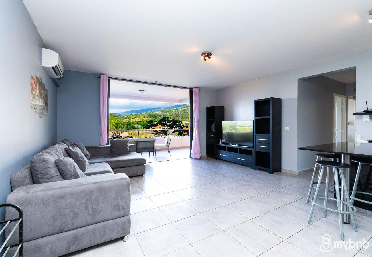 Appartement à Papeete - F3 104 Terrasses de l'Ocean Papeete