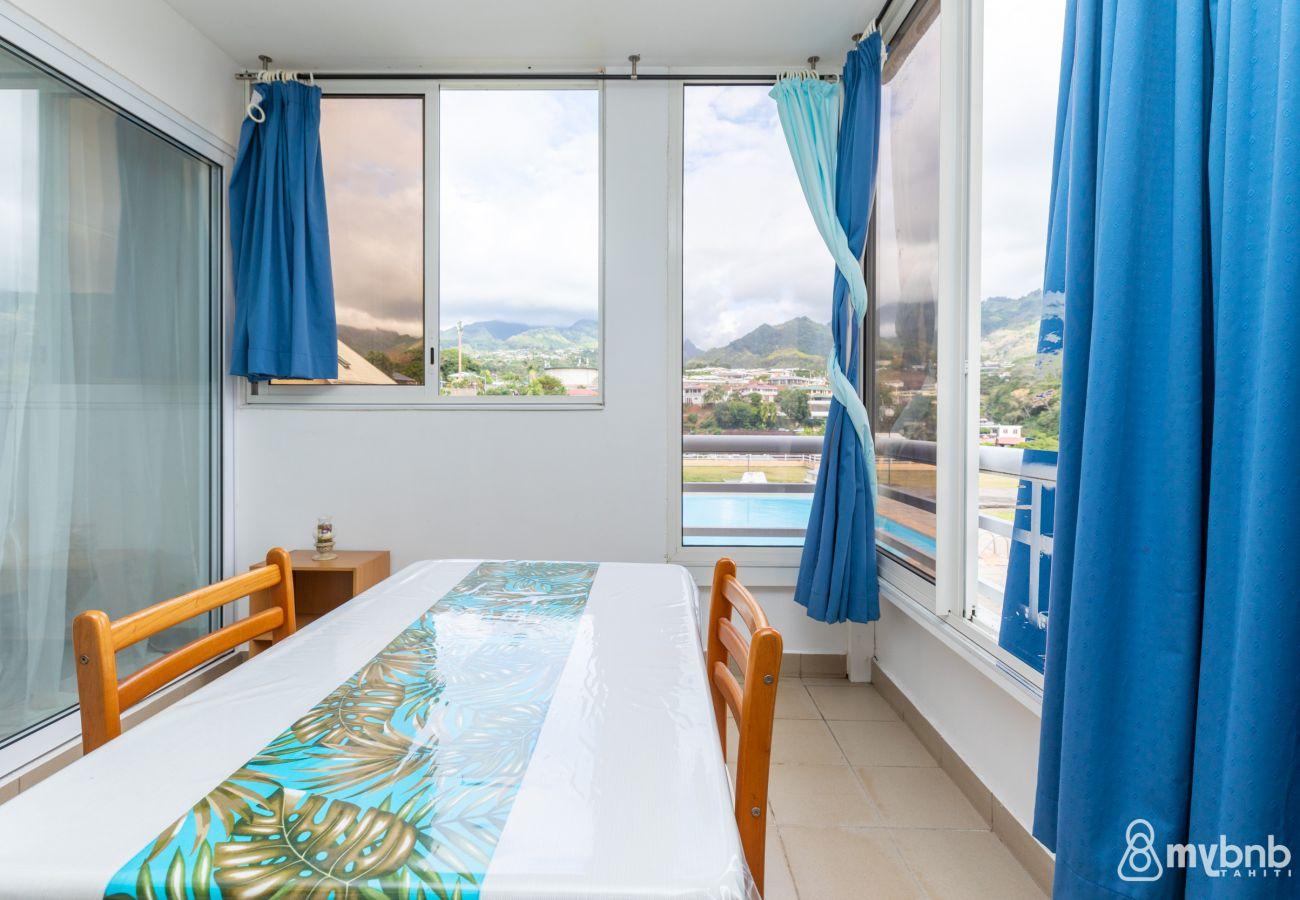 Appartement à Papeete - F2 H5 Les Orchidées Papeete