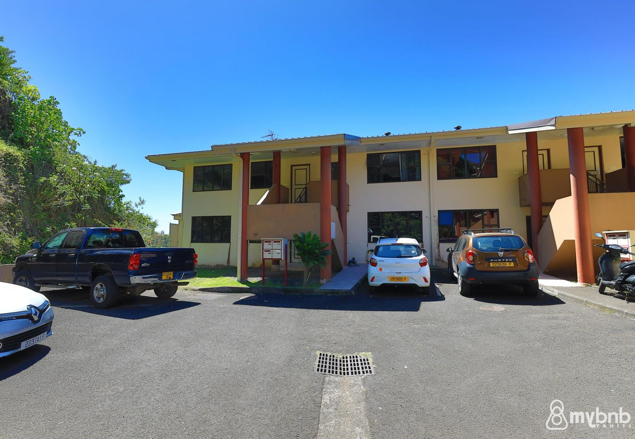 Appartement à Mahina - F2 L02 Amoe Mahina